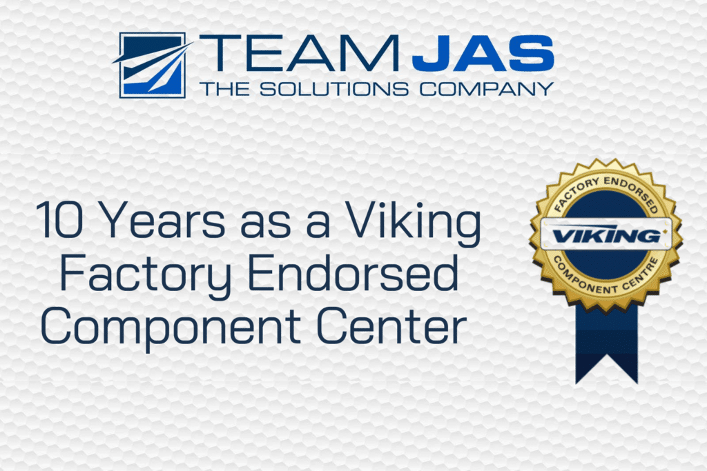 Celebrating 10 Years as A Viking Air Ltd Factory Endorsed Component Centre