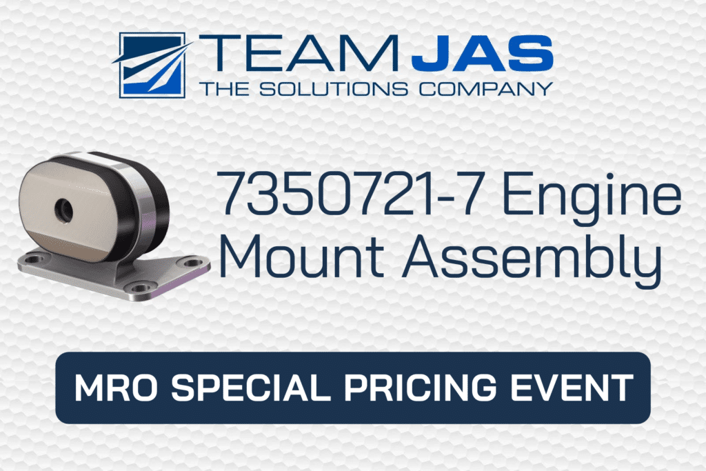 MRO Special Pricing Event 7350721-7 Engine Mount Assembly
